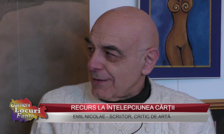 Emil Nicolae – Recurs la intelepciunea cartii
