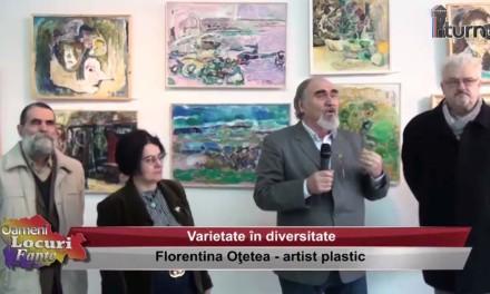 Florentina Otetea – Varietate in diversitate