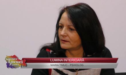 Interviu Maria Timuc