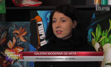 Interviu cu Mihaela Adriana Ciomârtan, art dealer