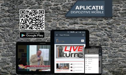 Turn TV – Aplicatie android