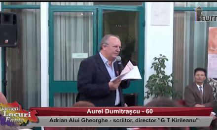 Aurel Dumitrascu – 60 ( Partea I )