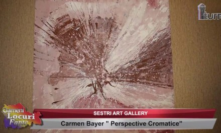 "Carmen Bayer – ""Perspective cromatice"""