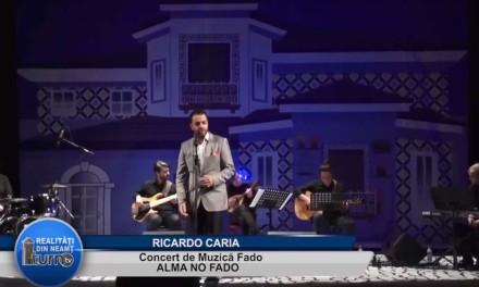 Concert de Muzica Fado – ALMA NO FADO – Partea I