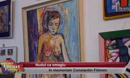 Omagiu pictorului Constantin Filimon