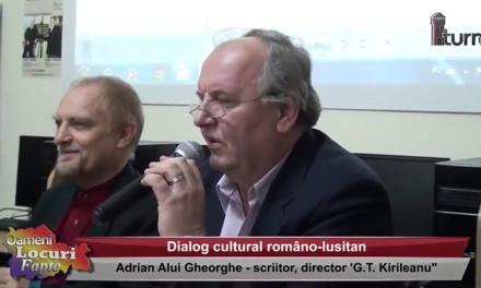 Dialog cultural romano lusitan ( Partea I )