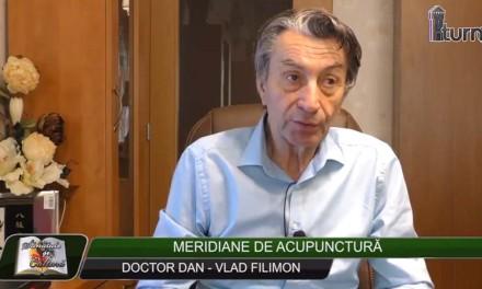 Doctor Dan – Vlad Filimon – Meridiane de acupunctura