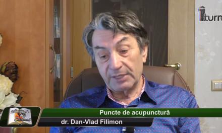 Dr. Dan-Vlad Filimon – Puncte de acupunctura