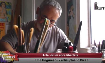 Emil Ungureanu – Arta, drum spre libertate