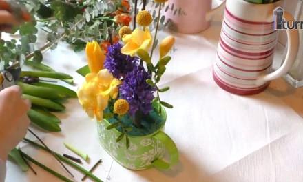 Florăria Clipa vă propune: Armonii de primavară