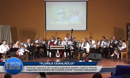 Festivalul Florile Ceahlaului ( Partea I )