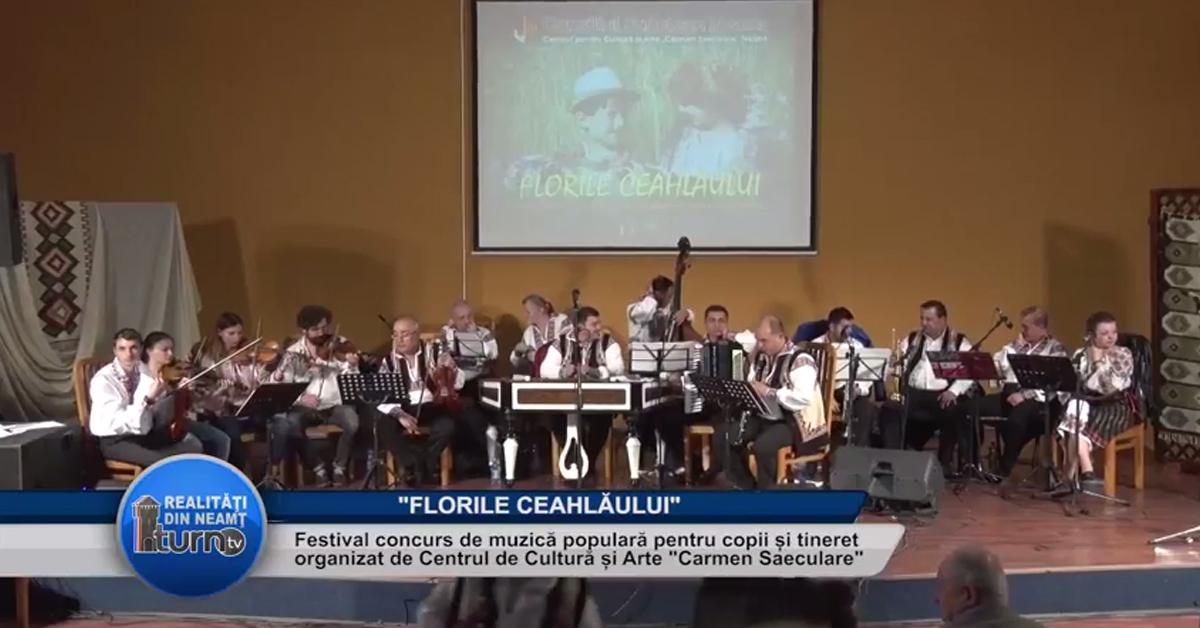 Festivalul Florile Ceahlaului – Ziua 2 (Partea I)