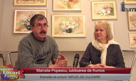 Marcela Popescu – Iubitoarea de frumos