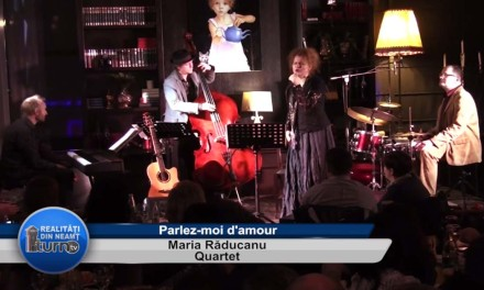 "Spectacol Maria Raducanu – ""Piatra Neamt, te iubesc"" (Partea I)"