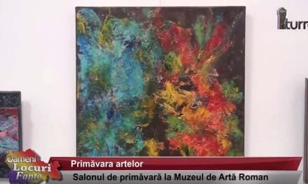 Primavara artelor de la Muzeul de Arta Roman