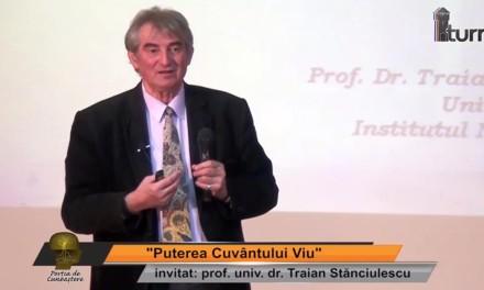 Portia de cunoastere – prof. univ. dr. Traian Stănciulescu