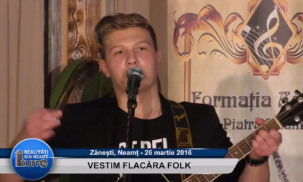"Spectacol "" Vestim Flacăra Folk "" ( Partea 3 )"