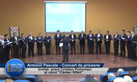 Armonii Pascale – Partea 1