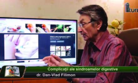 Dr Filimon – Complicaţii ale sindroamelor digestive