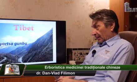 Dr. Dan-Vlad Filimon – Erbolistica medicinei traditionale chineze