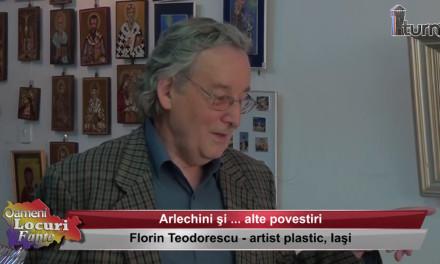 Florin Teodorescu – Arlechini si … alte povestiri