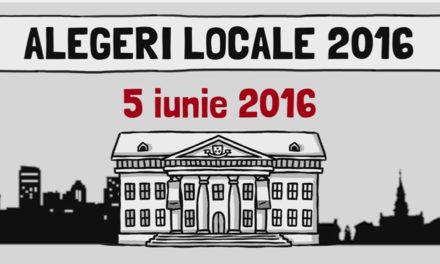 AEP – Procedura de votare I, alegeri locale 2016