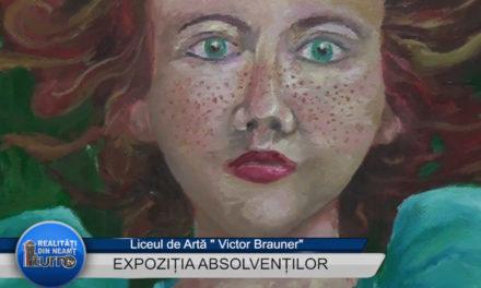 Expozitia absolventilor – Liceul de Arta Victor Brauner