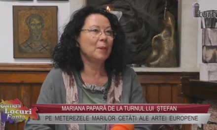 Mariana Papara – artist plastic