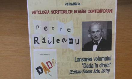 ANTOLOGIA SCRIITORILOR ROMÂNI CONTEMPORANI PETRE RĂILEANU