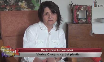 Viorica Ciucanu – Carari prin lumea artei
