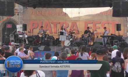 Piatra Fest 2016 Formatia Asteris