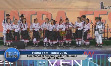 Spectacol al ansamblurilor folclorice din judetul Neamt – partea 4 –