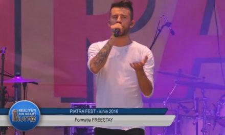 Piatra Fest 2016 Formatia FREESTAY