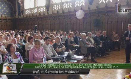 Coferinţa naţională cu tema: Medicina holistică – Iaşi – Iunie 2016 – Partea a 2-a
