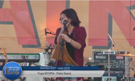 Piatra Fest 2016 Trupa MYOPIA Piatra Neamt