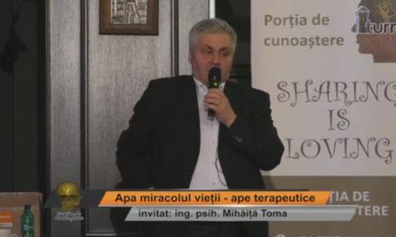 Portia de cunoastere – invitat Mihaita Toma – Apa miracul vietii partea 2