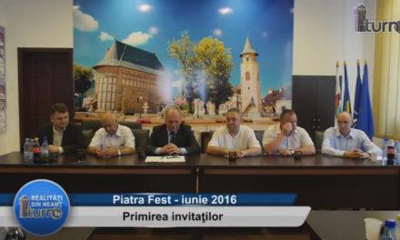 Piatra Fest – Primirea Invitatilor