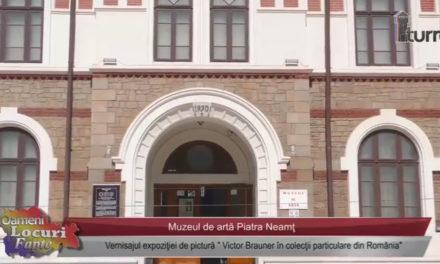 """Verisajul expoziţiei """" Victor Brauner in colectiile particulare din Romania"""""""