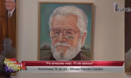 Pe simezele vietii , 70 de tablouri