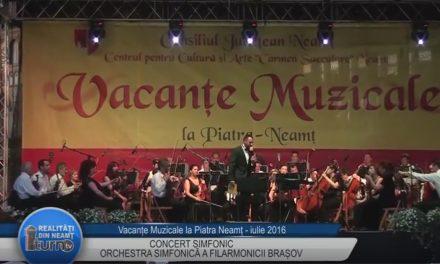 Vacante Muzicale Concert simfonic