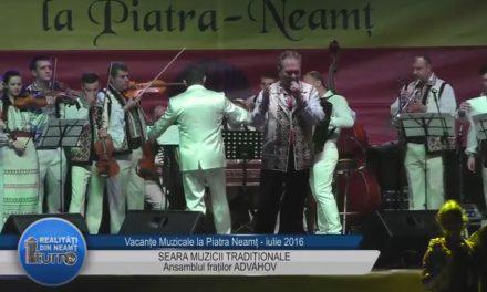 Vacante Muzicale Seara muzicii traditionale – Partea 2  !