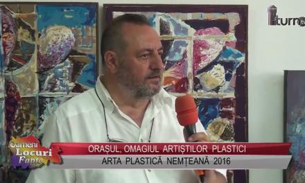 Arta plastica nemteana 2016