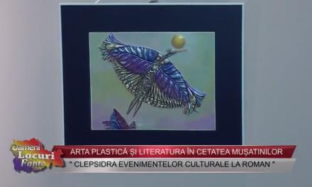 Clepsidra evenimentelor culturale la Roman