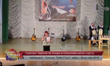 Festivalul DAM FOLK Partea 1
