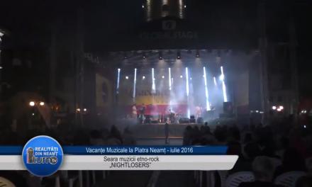 """Vacante Muzicale Seara muzicii etno rock """"NIGHTLOSERS"""" partea 1"""