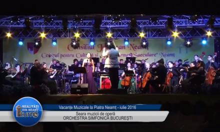 Vacante Muzicale Seara muzicii de opera partea 1