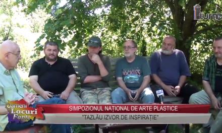 Simpozion National de Arte Plastice, Tazlau – 2016