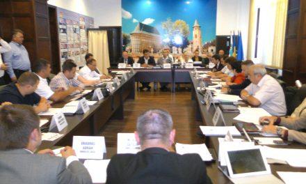 Sedința ordinară a Consiliul Local Piatra Neamț din 31 08 2016