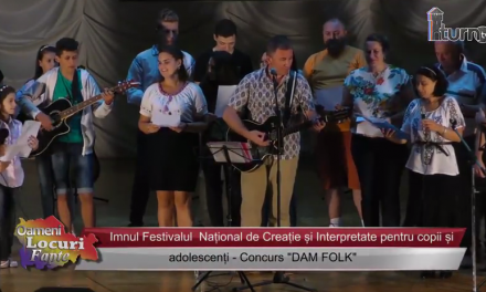 Imnul Festivalul DAM FOLK