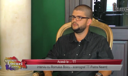 Acasa la TT interviu cu Romulus Boicu